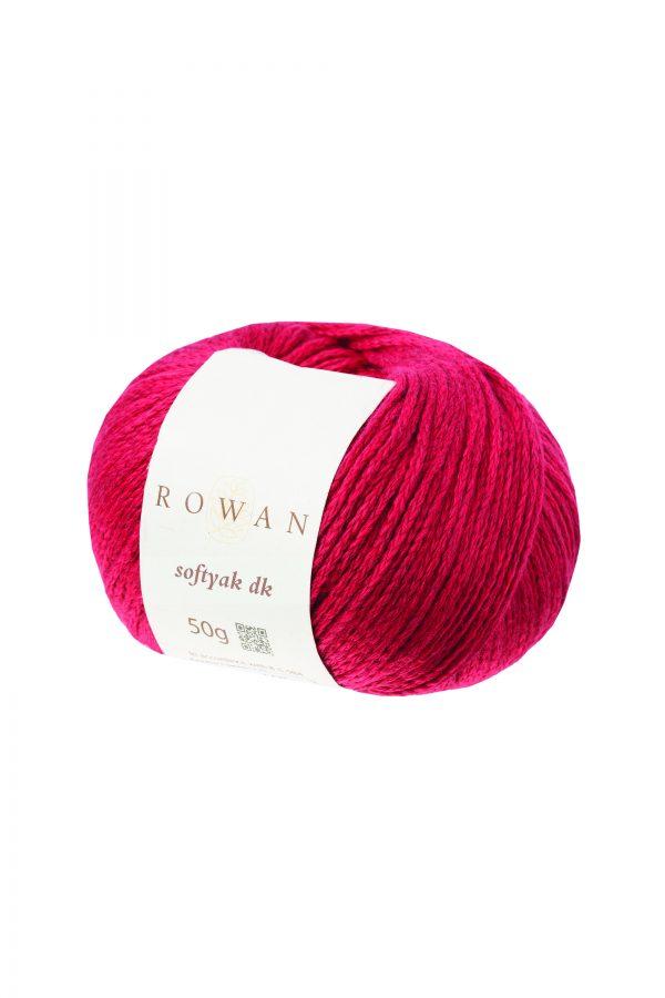 Rowan Softyak DK Farbe 236 Lea