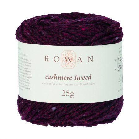 Rowan Cashmere Tweed Fb 006 Andorra Red