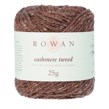 Rowan Cashmere Tweed Fb 007 Camel