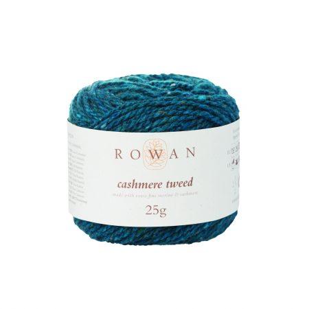 Rowan Cashmere Tweed Farbe 012 Jade Garden