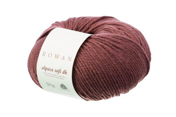 Rowan Alpaca Soft DK Farbe 203 Toffee