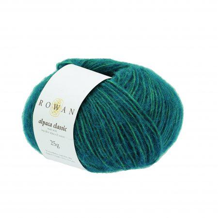 Rowan Alpaca Classic Farbe Farbe 108 Verdigris