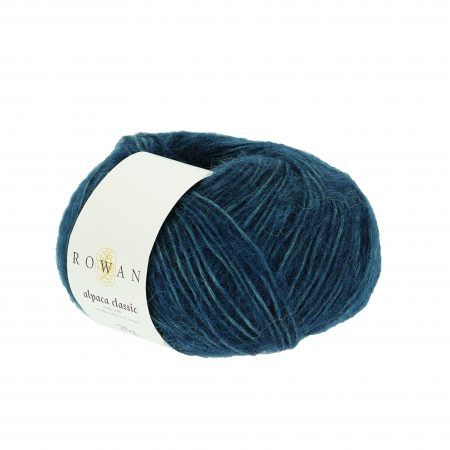 Rowan Alpaca Classic Farbe Farbe 109 Deep Teal