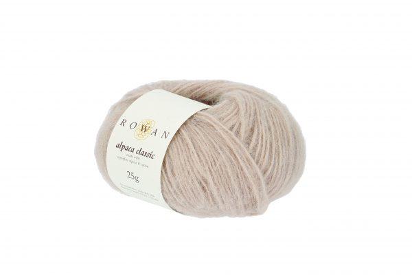 Rowan Alpaca Classic Farbe Farbe 116 Soft Satin