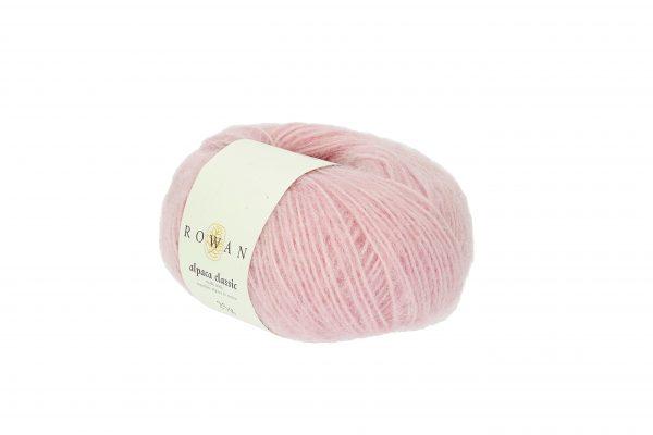 Rowan Alpaca Classic Farbe 126 Rosy