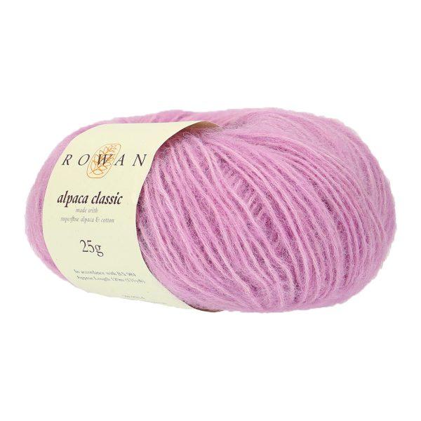 Rowan Alpaca Classic Farbe 129 Hyacinth